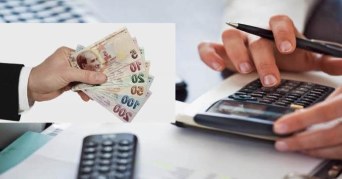 10 bin TL Kredi Hesaplama
